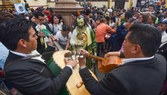 Foto: Miles de fieles celebran a San Judas Tadeo en CDMX
