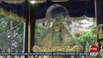 FOTO: Miles reciben a la Virgen de Zapopan en su Santuario, 12 octubre 2019