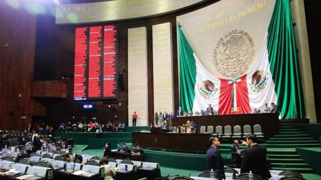 FOTO: El dictamen fue aprobado en las primeras horas de este viernes.