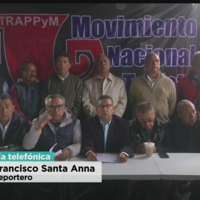 Movimiento Nacional Taxista se deslinda de marcha del 21 de octubre