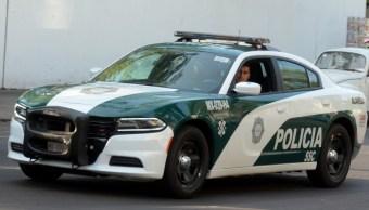 Muere hombre baleado alcaldía Coyoacán CDMX. 9 de julio de 2019, México