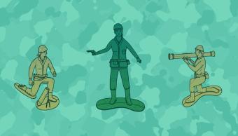 Imagen Mujeres Ejército Mexicano 22 Octubre 2019