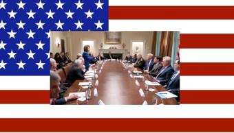 FOTO Pelosi renueva perfil de Twitter, con foto que Trump usó para insultarla (AP/Twitter)