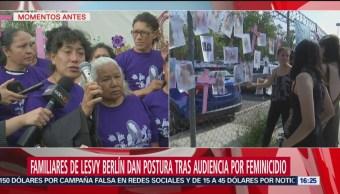FOTO: Novio Lesvy Berlín Rivera Osorio Culpable Feminicidio