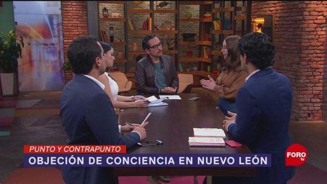 Foto: Congreso Nuevo León Aprueba Objeción Conciencia 22 Octubre 2019