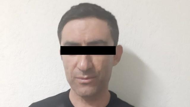 Foto: Un juez de control le impuso dicha sanción en contra del agresor llamado Ramiro Plascencia González, 31 de octubre de 2019 (Lapolaka.com)