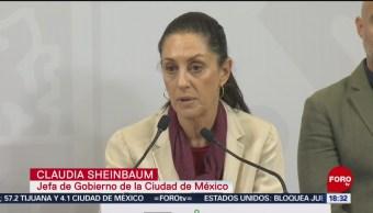 FOTO: Omar García Harfuch No Está Vinculado Investigación Sheinbaum