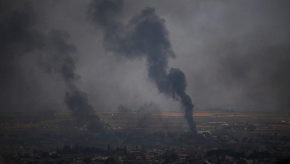 FOTO ONU pide el cese hostilidades de Turquía contra los kurdos en Siria (AP)