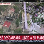 FOTO: Pasillos Panteón Francés tapizados pétalos recibirán José José