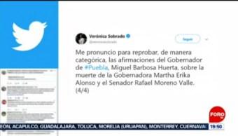 Foto: Personalidades Reaccionan Declaraciones Miguel Barbosa 10 Octubre 2019