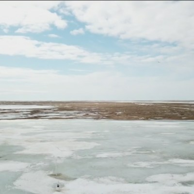 Plan para detener el derretimiento de hielo en el Ártico