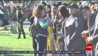 FOTO: Plantarán 40 mil árboles en Ciudad Juárez, Chihuahua, 12 octubre 2019