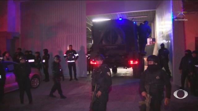 Foto: Policías Coludidos Probable Motivo Operativo Tepito 23 Octubre 2019