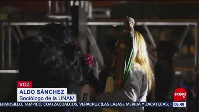 FOTO: Policías como ladrones encomiendan San Judas Tadeo