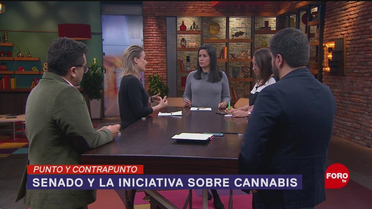 Foto: Ley Cannabis México Posponen Discusión 30 Octubre 2019