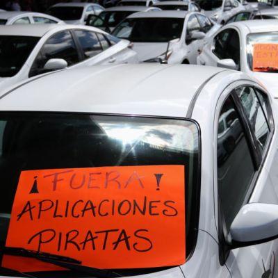 Se cumplirán acuerdos que se alcancen con taxistas: Gobernación