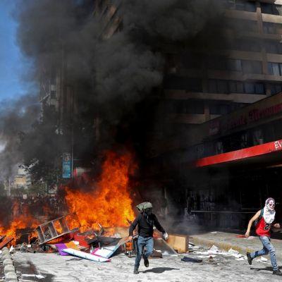 ¿Qué desató la crisis política-social en Chile?