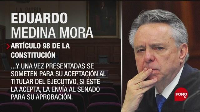 Foto: Quién Es Eduardo Medina Mora 3 Octubre 2019