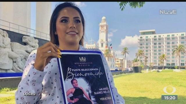 FOTO: Realizan Certamen Belleza Incluyente Veracruz
