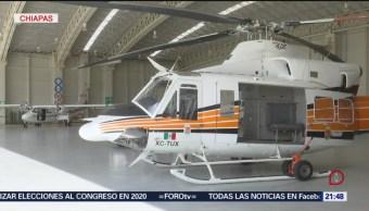 Foto: Primer Curso Nacional Transportación Aeromédica Chiapas 9 Octubre 2019