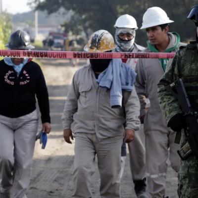 AMLO admite aumento de 'huachigas' en Puebla y nueva modalidad de robo de gasolina