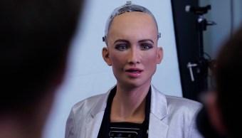 Cara-robot-androide-humanoide-robotica
