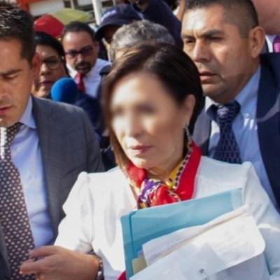 Rosario Robles envía carta al fiscal Gertz Manero; informa sobre irregularidades
