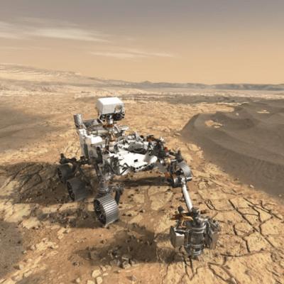 Casi 200 mil nombres de mexicanos viajarán a Marte