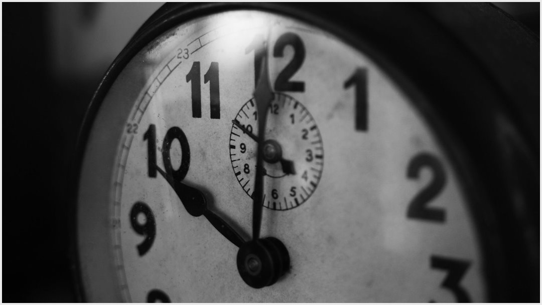 Imagen: Dan a conocer las razones por las que nos cuesta adaptarnos al cambio de horario, 26 de octubre de 2019 (pixabay)