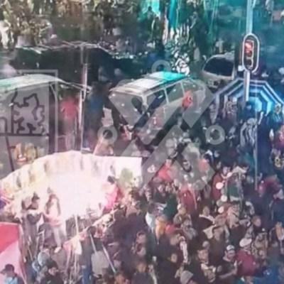 Festejos a San Judas Tadeo genera cortes viales en Avenida Hidalgo y Paseo de la Reforma