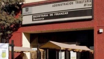 Imagen: Arrestan a exfuncionario de la Secretaría de Finanzas, 13 de octubre de 2019 (Twitter)