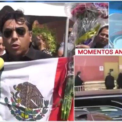 Fans en Miami suplican que cuerpo de José José sea trasladado a México