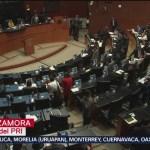 Foto: Senadores Condenan Declaraciones Miguel Barbosa 10 Octubre 2019