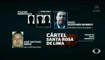 Foto: Desaparecidos Policías Estatales Guanajuato Secuestro Municipales 10 Octubre 2019