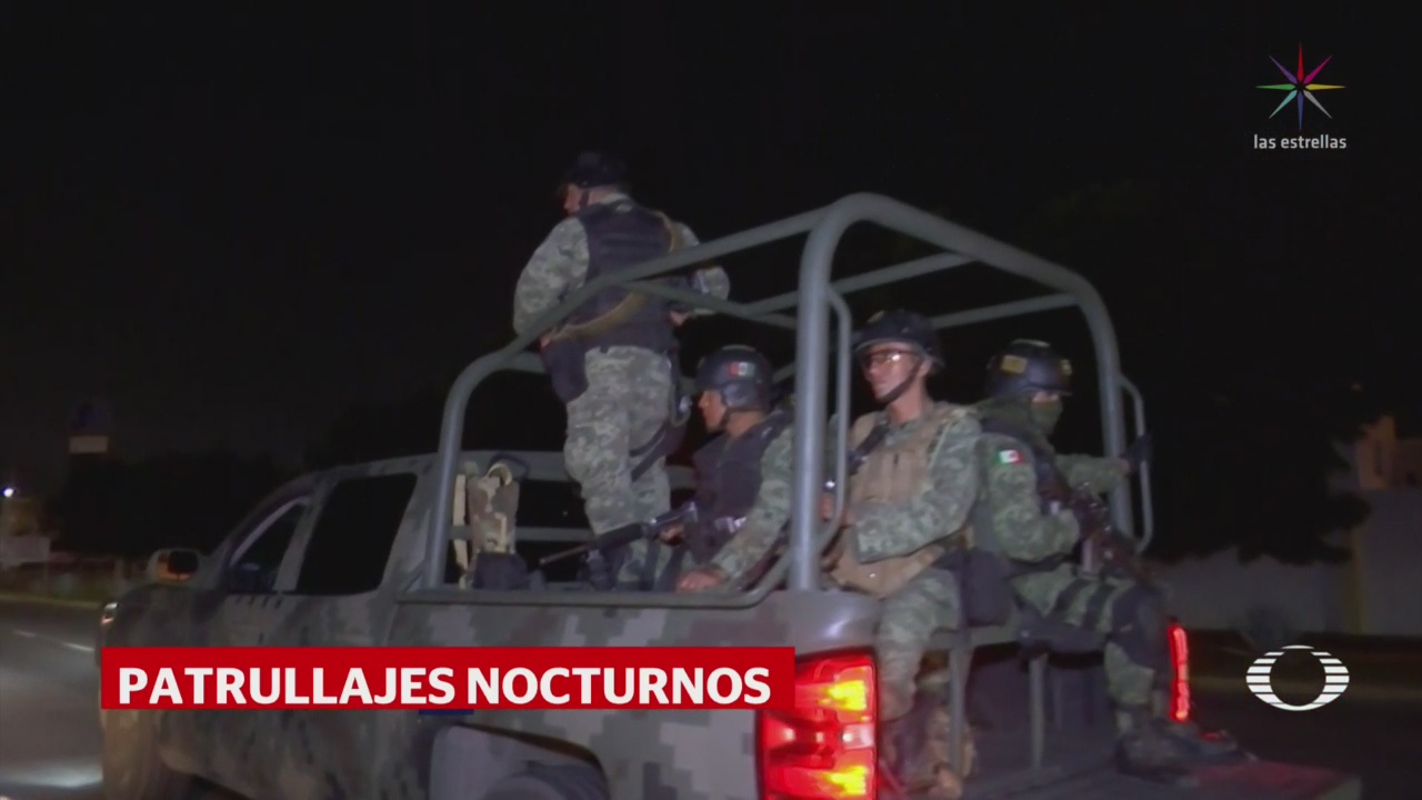 Foto: Patrullajes Culiacán Sinaloa 47 Reos Prófugos 22 Octubre 2019