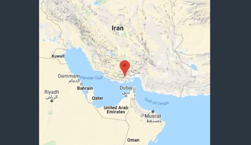 Foto: Sismo de 5.6 grados sacude el sur de Irán, 21 de octubre de 2019