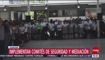 FOTO: Sonora busca reducir altos índices violencia escuelas,