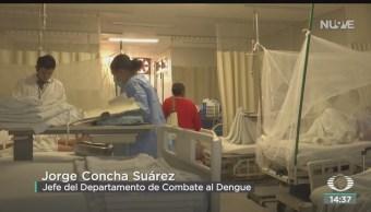 FOTO: Suman cuatro muertos por dengue Oaxaca,