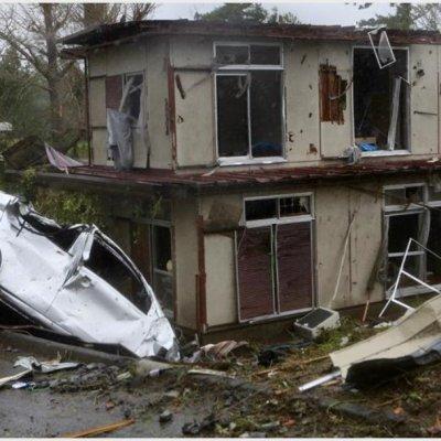 Fotos y videos: Tifón Hagibis, el más devastador en seis décadas en Japón