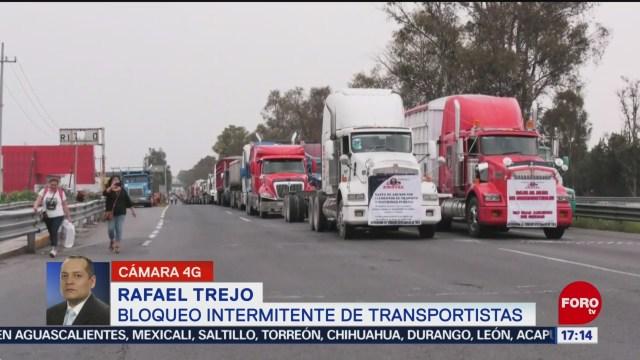 FOTO: Transportistas no logran acuerdo con gobierno