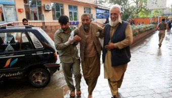 Foto: Un atentado mezquita en Afganistán deja 63 muertos, 18 de octubre de 2019, Afganistán