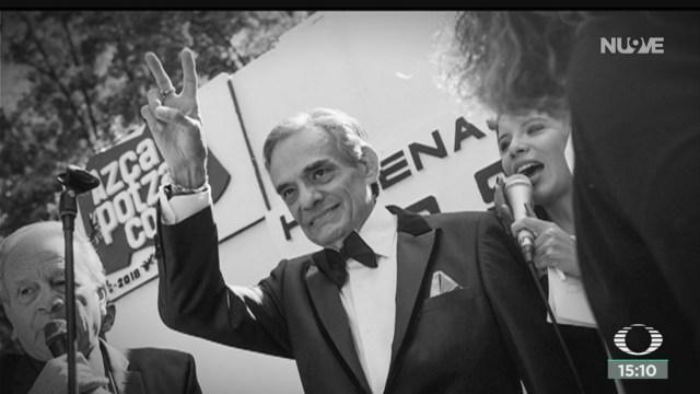 FOTO: Víctor Hugo Sánchez narra anécdotas Príncipe de la Canción