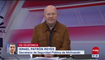 Video: Entrevista completa con Israel Patrón Reyes en Estrictamente Personal