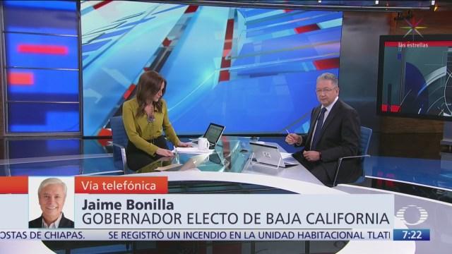 Video: Entrevista completa con Jaime Bonilla, gobernador electo de BC, en 'Despierta'