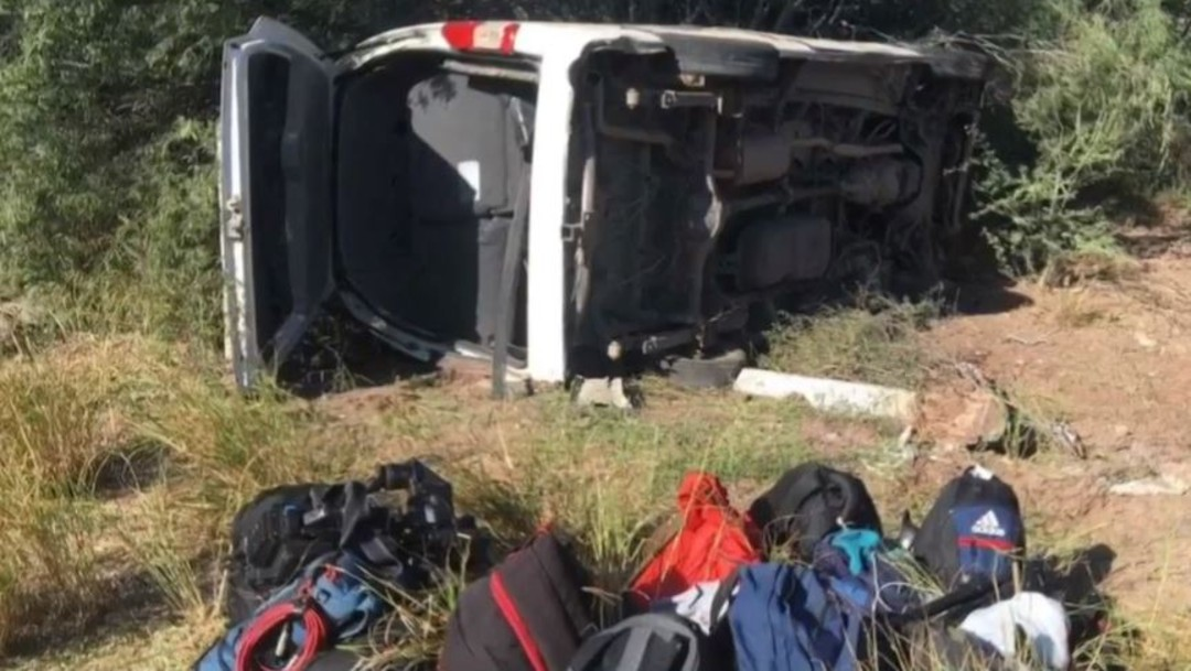 Foto: El IMSS detalló que ocho representantes de medios de comunicación más permanecerán en observación en el Hospital General Regional 1 en Ciudad Obregón