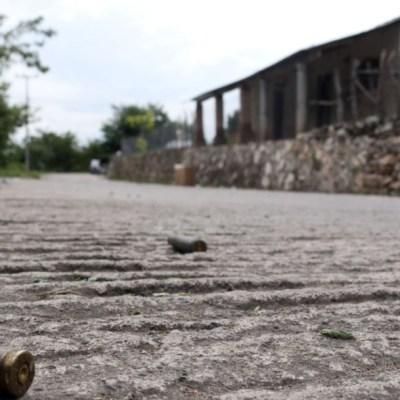 Hombres asesinados en Zitlala, Guerrero, eran conocidos de 'El Chaparro'