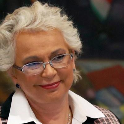 Sánchez Cordero refrenda respeto a ley en caso Bonilla
