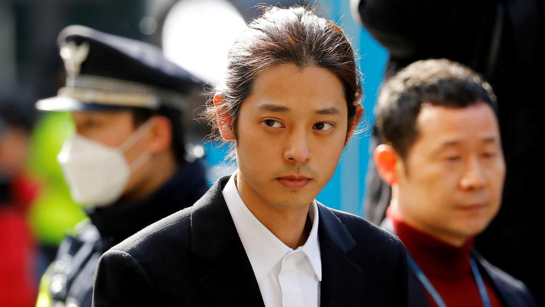Foto: Cantante de K-pop es condenado a 6 años de prisión por violación, 28 de noviembre de 2019 (Reuters, archivo)