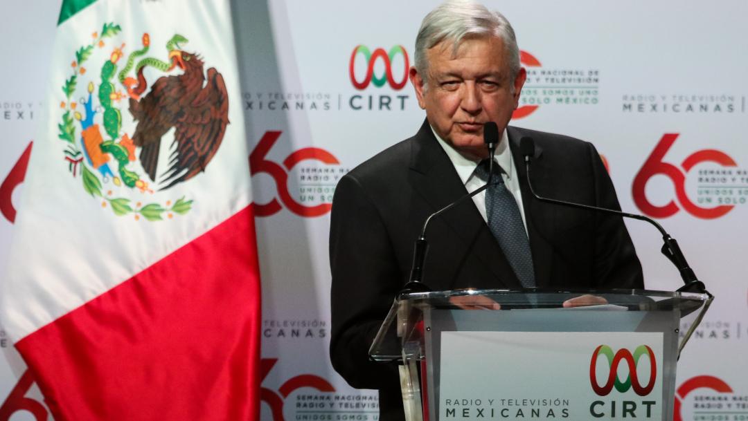 Andrés Manuel López Obrador, presidente de México. (GALO CAÑAS /CUARTOSCURO)