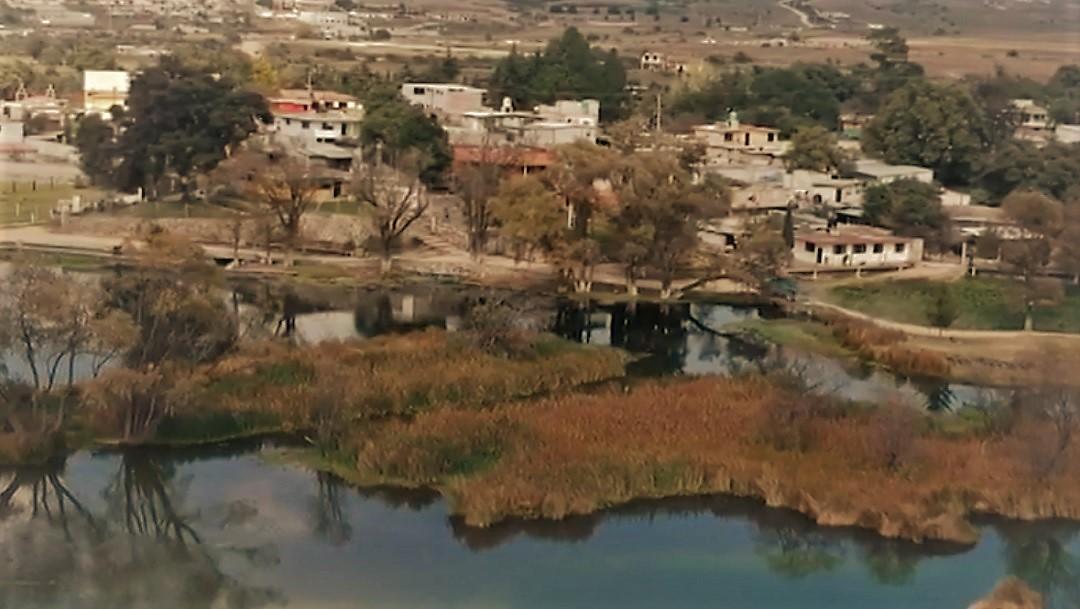 FOTO: Agua de Cuautepec de Hinojosa, contaminada por el huachicol; emiten alerta de riesgo